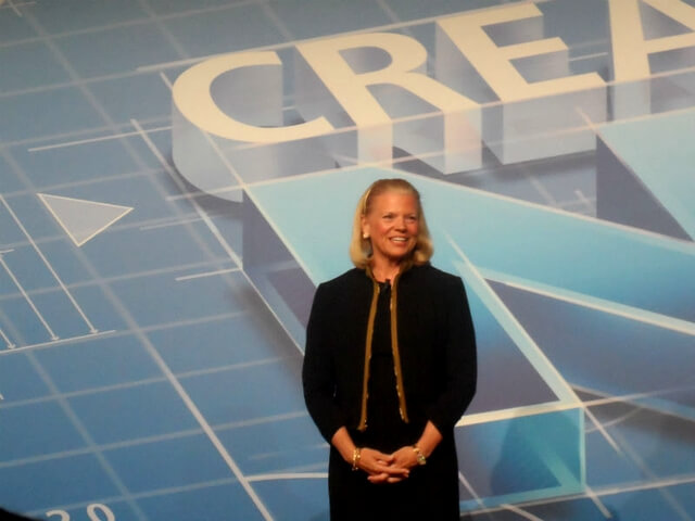 Virginia-Rometty-en-el-MWC-2014