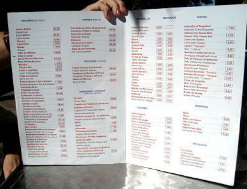 The importance of translating restaurant menus (correctly)