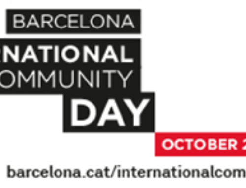 Anem al Meet & Drink del Barcelona International Community Day