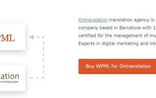 Ontranslation se integra con WPML